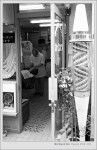 王子站旁_森下通商店街 傳統的理髮店