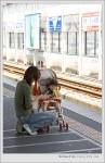 戶田公園_JR月台