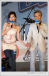 Highlight for Album: Hacken & Gigi @ METROSHOWBIZ 997 Concert